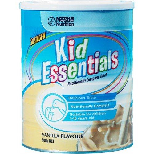 Sữa Nestle Sustagen Kid Essentials cho trẻ biếng ăn có tốt không?