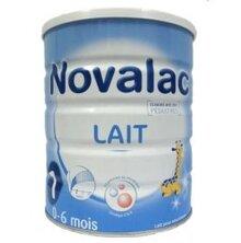 Sữa Novalac số 1 (dành cho trẻ từ 0 – 6 tháng) – Không lo bé táo bón