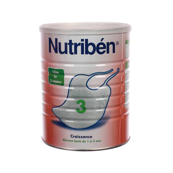Sữa Nutriben số 3 (900g) – Sữa sạch cho bé