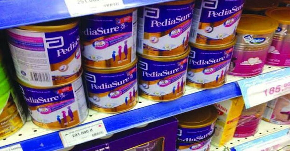 Sữa Pediasure có mấy loại ? Giá sữa Pediasure loại nào rẻ hơn ?