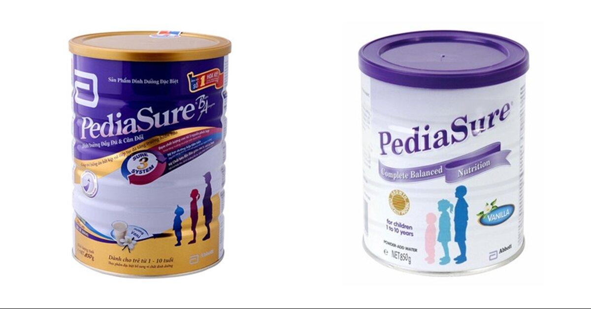 Sữa Pediasure có thực sự giúp bé thoát khỏi tình trạng biếng ăn? Pha chế và sử dụng thế nào để tốt nhất cho bé?