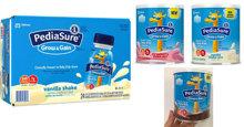 Sữa pediasure grow and gain có tốt không ? Cách pha sữa pediasure shake mix ?
