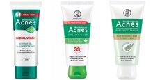 Sữa rửa mặt acnes có những loại nào? Dùng có tốt không?
