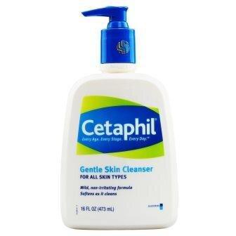 Sữa rửa mặt Cetaphil có tốt không? Phù hợp với mọi loại da hay không ?