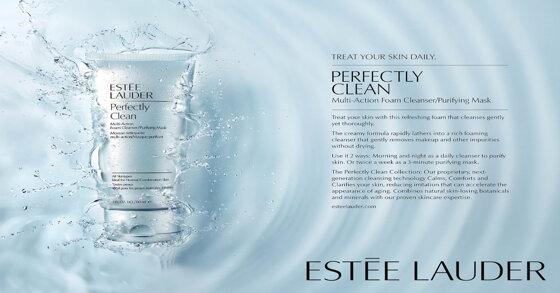 Sữa rửa mặt Estee Lauder – thương hiệu mỹ phẩm cao cấp của Mỹ
