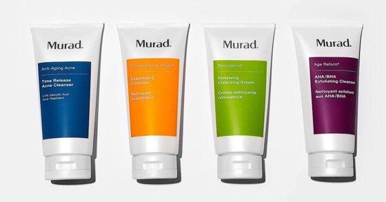 Sữa rửa mặt Murad - siêu phẩm chăm sóc da hàng đầu tại Mỹ