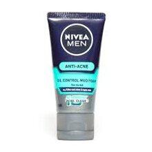 Sữa rửa mặt Nivea bùn khoáng cho nam giới có những loại nào ?