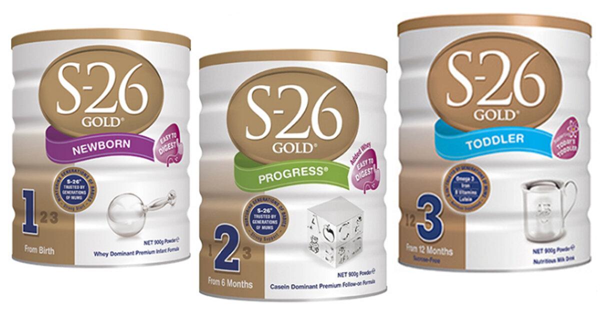 Sữa S26 giá bao nhiêu ?