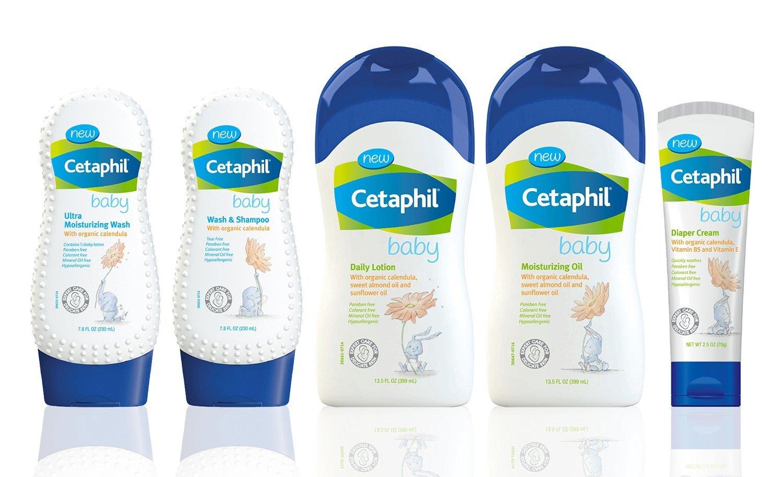 Sữa tắm Cetaphil Baby có tốt cho trẻ sơ sinh không?