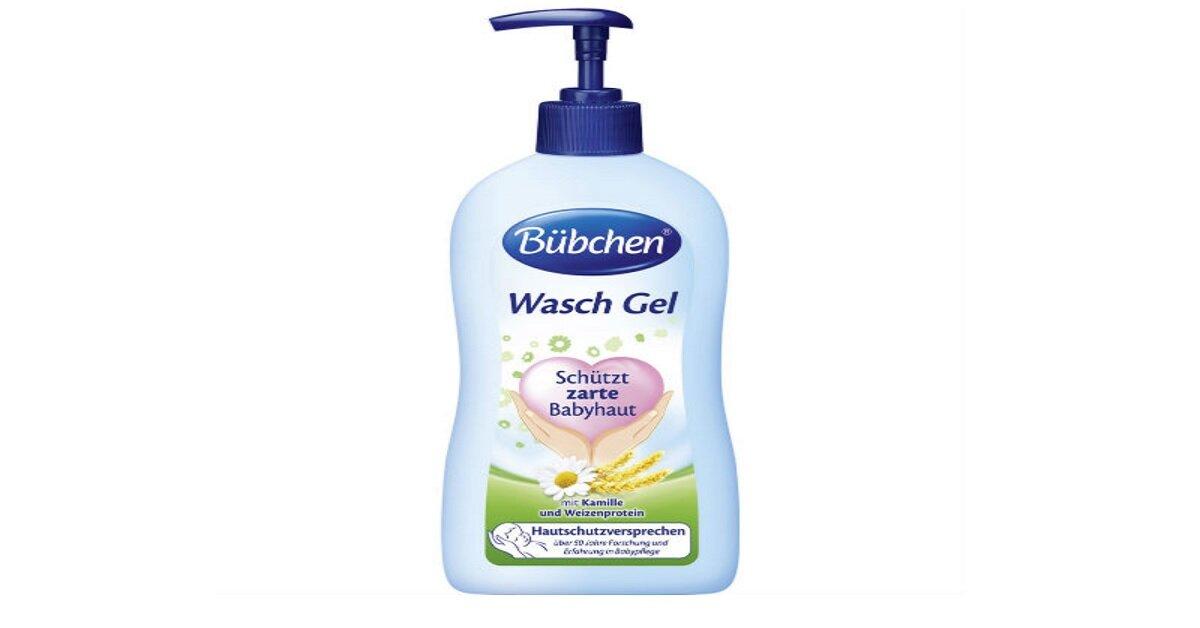 Sữa tắm gội cho trẻ sơ sinh Bubchen có tốt không ? Có mấy loại ? Giá bao nhiêu ?