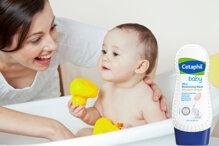 Sữa tắm gội toàn thân cho bé Cetaphil Baby Wash and Shampoo