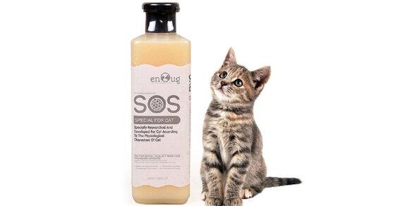 Sữa tắm SOS cho mèo có ưu điểm gì nổi bật?