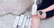 Sữa tắm trắng Skin AEC có tốt không ? Giá bao nhiêu ?