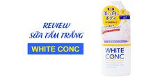 Sữa tắm trắng White Conc có tốt không ? Giá bao nhiêu ?