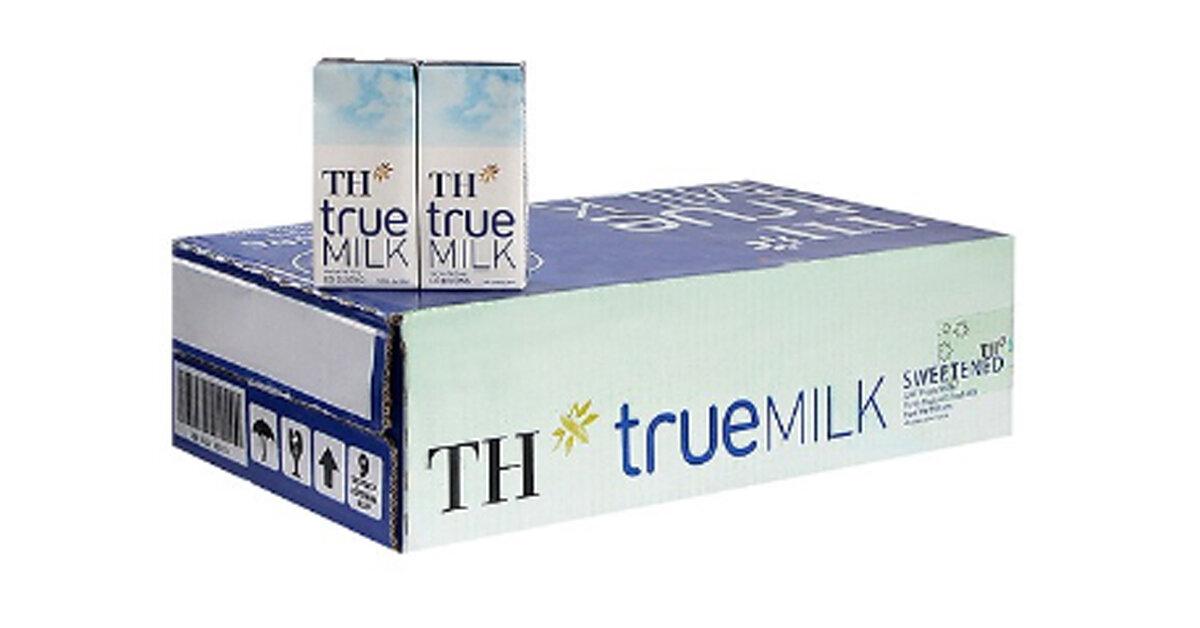 Sữa TH true milk có tốt không ? Dùng cho bé mấy tháng ? Giá bao nhiêu tiền ?