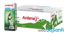 Sữa tiệt trùng Anlene không đường – dòng sản phẩm mới của Fonterra cho đối tượng tập luyện Yoga, Gym hoặc đang thực hiện chế độ giảm cân