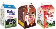 Sữa tươi thanh trùng của DalatMilk có những dòng nào?