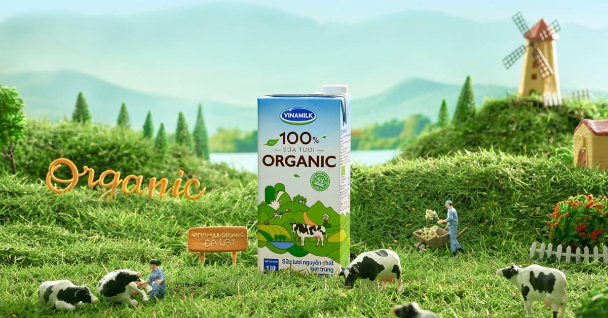 Sữa Vinamilk Organic dễ uống không ? Có mấy loại ? Giá 1 thùng sữa Vinamilk Organic bao nhiêu tiền ? | websosanh.vn