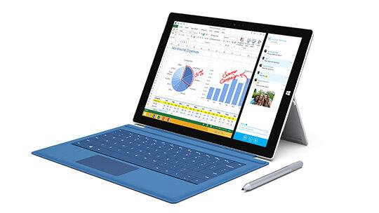 Surface 4 sẽ có hai phiên bản cạnh tranh với iPad?