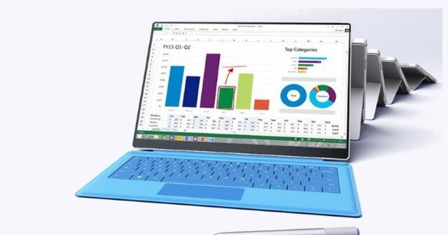 Surface Pro 4 không có viền màn hình, ra mắt ngày 6/10