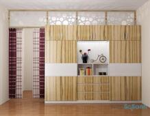 Những mẫu thiết kế tủ quần áo tuyệt vời cho phòng ngủ có diện tích nhỏ