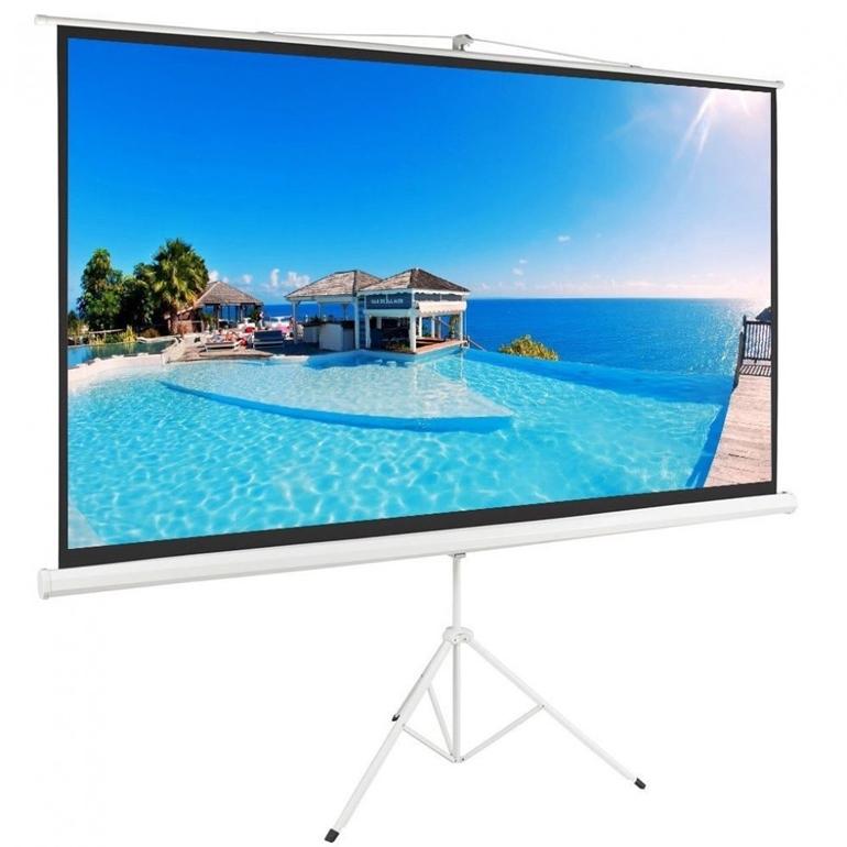 hướng dẫn chọn mua màn hình máy chiếu