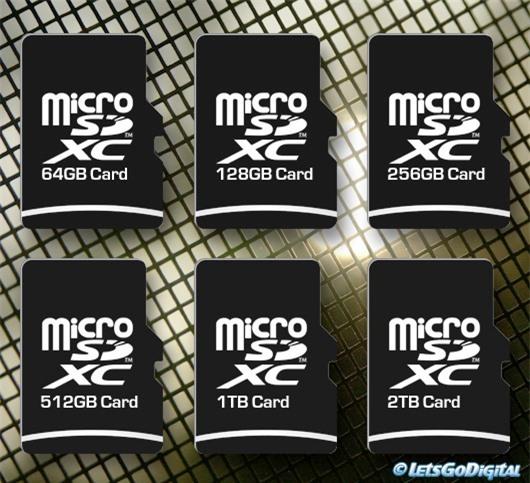 Chọn thẻ nhớ nào cho smartphone của bạn? - 3012