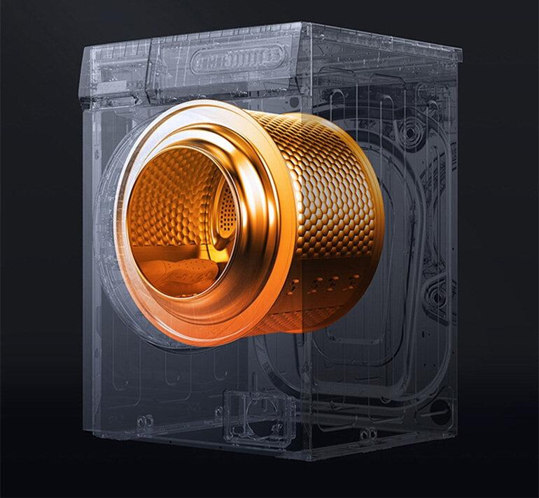 Động cơ biến tần vận hành êm ái, tiết kiệm điện, nước
