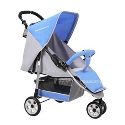 Xe đẩy Seebaby T03- đồ dùng an toàn cho bé