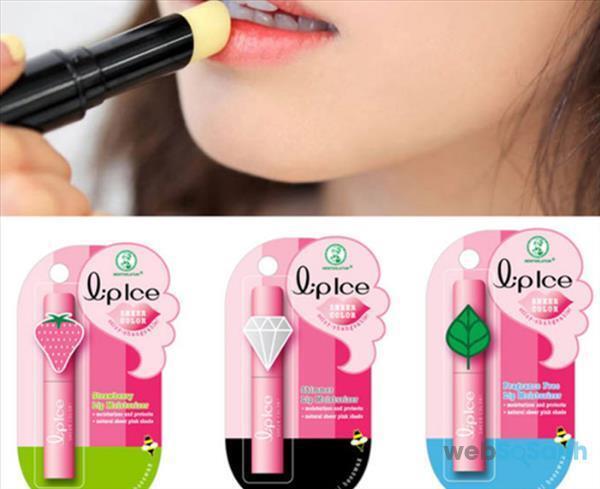 son dưỡng môi Lip Ice Sheer Color