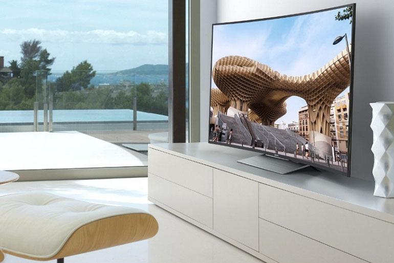Kinh nghiệm chọn mua tivi màn hình cong có kích thước phù hợp với nhu cầu sử dụng