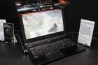 GS60 2PE Ghost Pro: Laptop chơi game màn hình siêu nét, mỏng chỉ 20 mm