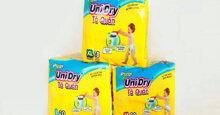 Tã bỉm Unidry giá bao nhiêu? Nên mua ở đâu?