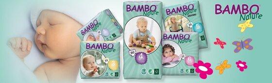 Tã giấy hữu cơ Bambo Nature - lựa chọn mới của mẹ dành cho bé