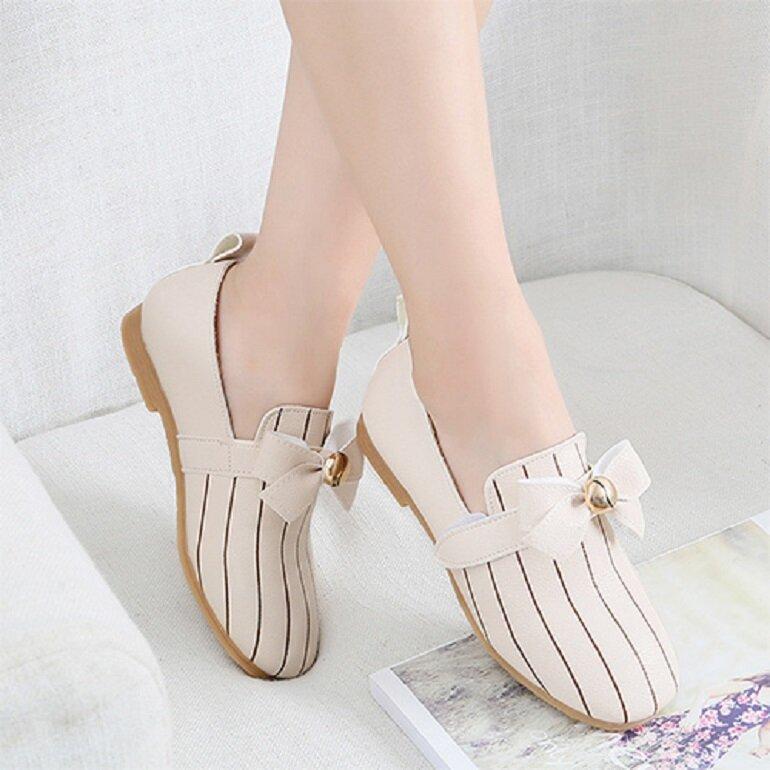 giày búp bê cho bé gái công chúa