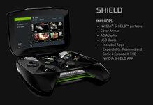 Tablet Nvidia Shield 2014 – Máy tính bảng chơi game chuyên dụng.