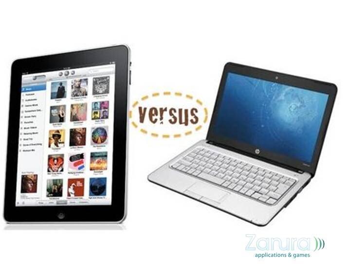 """""""Tablet sẽ lấn át máy tính cá nhân trong năm 2015"""""""