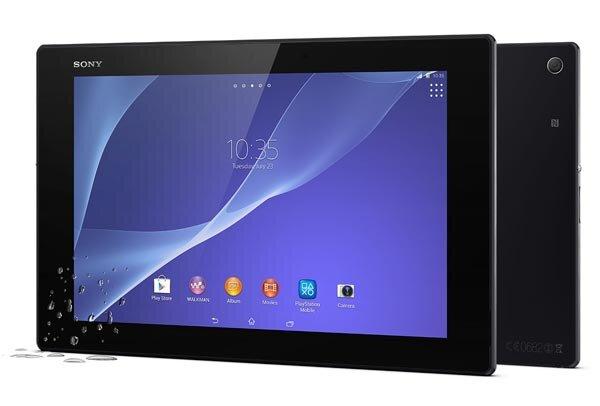 Tablet Sony Xperia Z2 sẽ sớm so tài cùng iPad Air