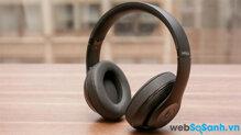 Tai nghe Bluetooth Beats Studio Wireless với âm thanh cao cấp