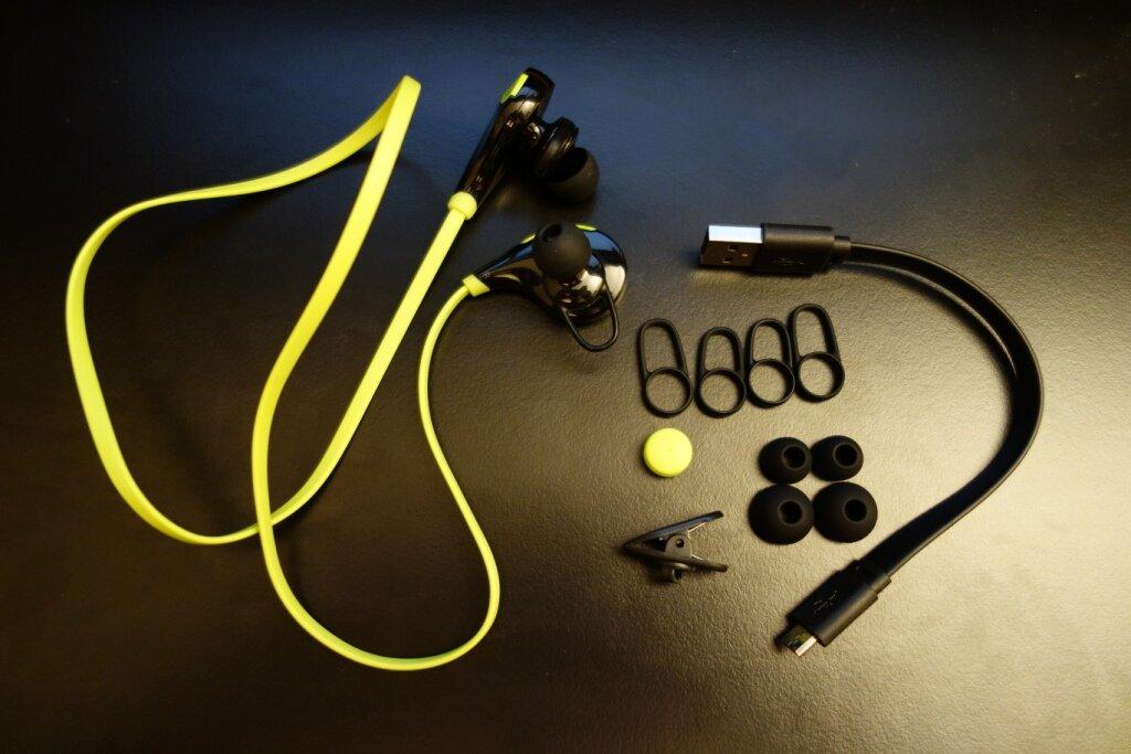 Tai nghe bluetooth giá rẻ SoundPeats QY7: dành cho người dùng năng động và chơi thể thao