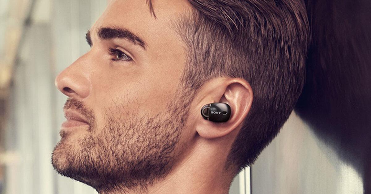 Tai nghe chống ồn nhét tai Sony WF-1000x giá bao nhiêu ? Mua ở đâu ?