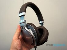 Tai nghe chụp tai Sony MDR-1A: những nâng cấp đáng kể về trải nghiệm âm thanh