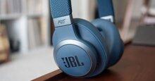 Tai nghe JBL Live 650BTNC: Chống ồn cao cấp, pin hấp dẫn
