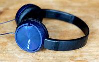Tai nghe Sony MDR-ZX310: Thiết kế ổn, chất âm chưa cao