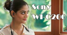 Tai nghe Sony WI-C200: Âm thanh không quá ấn tượng nhưng vẫn đáng chọn ở tầm dưới 1 triệu