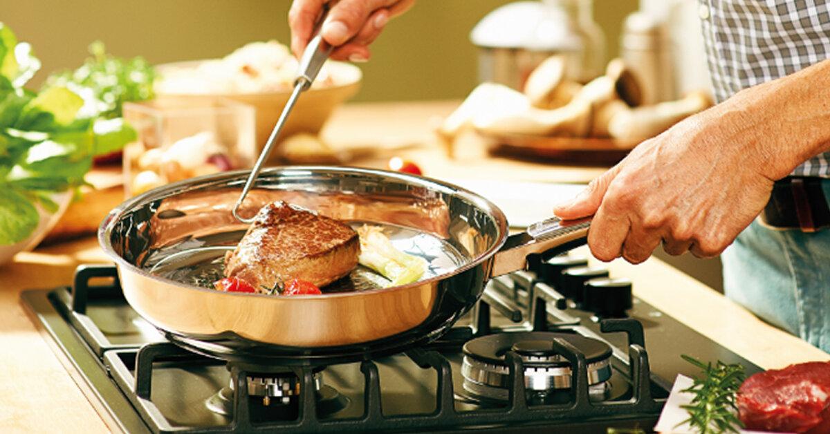 Tại sao cần phải có ít nhất 3 loại chảo trong căn bếp nhà bạn ?