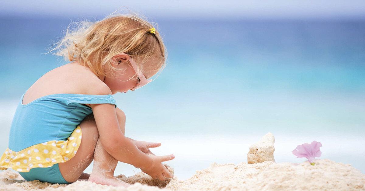 Tại sao cần phải sử dụng kem chống nắng cho bé ?