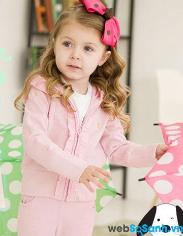 Tại sao con trai thích mặc màu xanh trong khi con gái lại thích mặc màu hồng? (Phần 1)