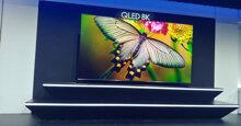 Tại sao hiếm, thậm chí không có tivi 8K 55 inch?