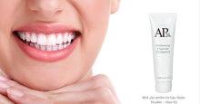 Tại sao không được dùng kem đánh răng AP24 sau khi phun xăm môi ?